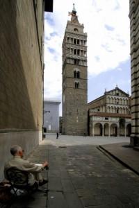 Pistoia - Campanile del Duomo