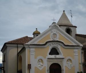 chiesa IX secolo Santa Maria del Soccorso