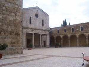 chiesa Chiusi SI