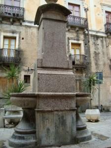Fontana della Piazza..