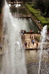 fontana villa d'Este