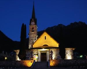 chiesa di Transaqua