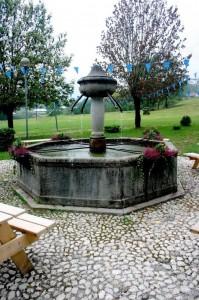 Fontana in Domegge