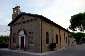 Vecchia Chiesa di Punta Sabbioni