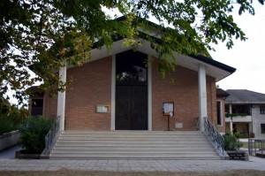 Nuova chiesa di Ca'Savio