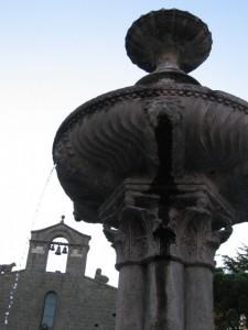 Fontana P.zza del Gesù