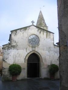 Chiesetta a Capalbio