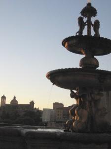 Fontana Palazzo dei Priori