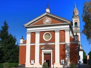Chiesa S. Nicolò di Bari - Camposanto (MO)