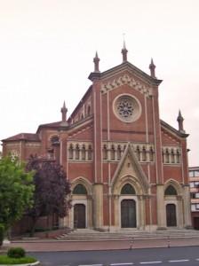 chiesa del Suffragio di Alessandria