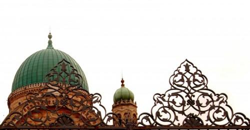 Firenze - Cupola in rame, Sinagoga