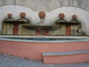 """La fontana """"Nuova"""""""