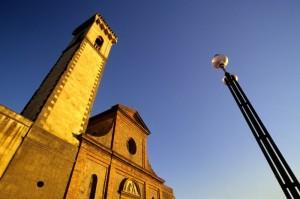 Vinci - La Parrocchiale, Santa Croce