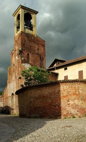 Lomello - Torre Campanaria Basilica S.Maria Maggiore (Sec.XI)