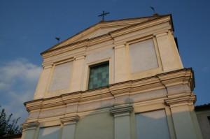La chiesa di Castellaro Lagusello