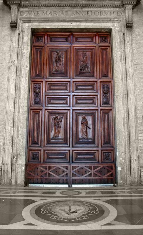 ''Santa Maria Degli Angeli - Particolare'' - Assisi