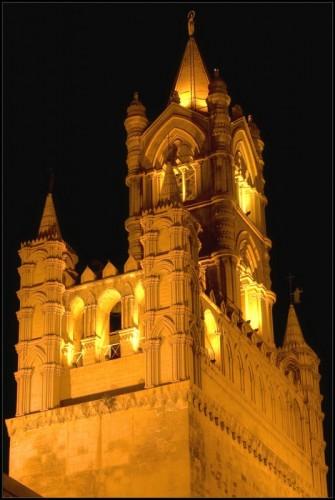 Palermo - Cattedrale di Palermo - Campanile