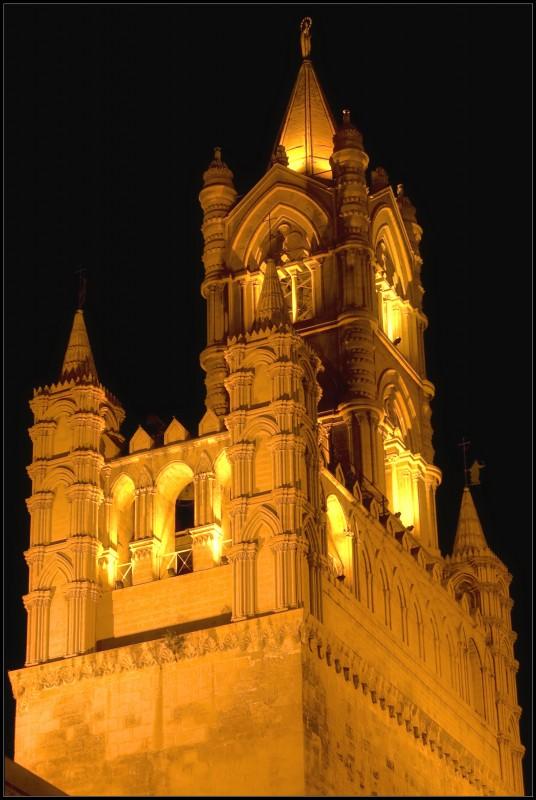 ''Cattedrale di Palermo - Campanile'' - Palermo