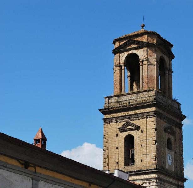 ''campanile chiesa SS. Annunziata'' - Limatola
