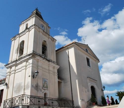 Castel Campagnano - fraz. Squille chiesa Madonna del Rosario