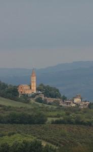 Chiesa Parrocchiale di Savignano S. P. (MO)