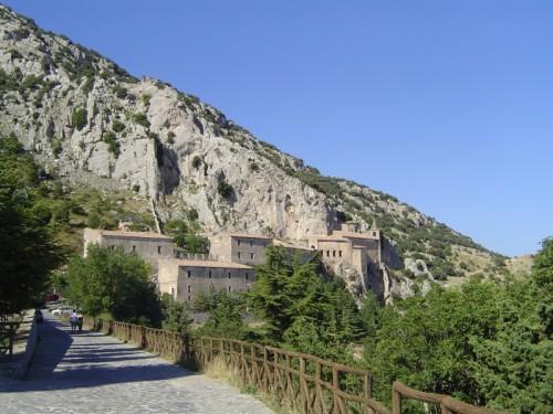 Cerchiara di Calabria - Santuario della Madonna delle Armi