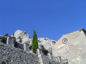 Alzando gli occhi al cielo - S. Maria delle Armi