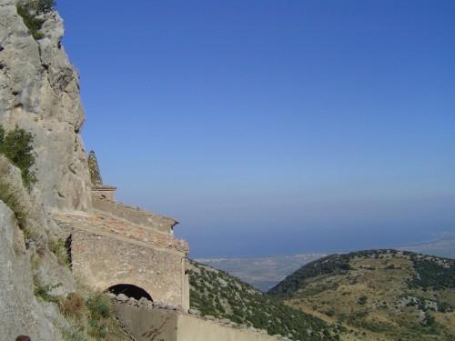 Cerchiara di Calabria - Santuario e Panorama