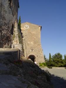 Santuario della Madonna delle Armi - Ingresso