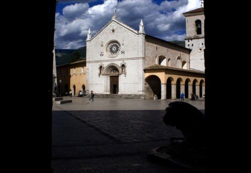 Norcia - Basilica San Benedetto di Norcia