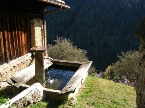 Rabbi - vecchia fontana