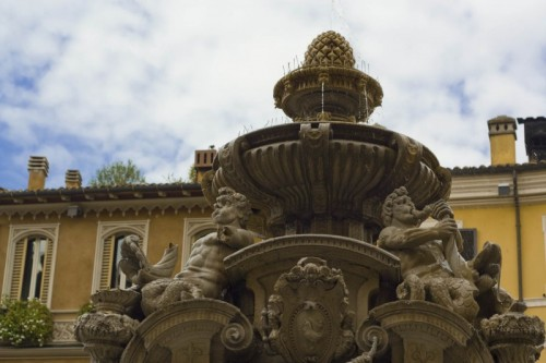 Cesena - La Fontana del Masini