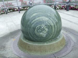 Fontana di fronte al Casinò