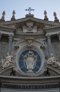 Santa Cristina details
