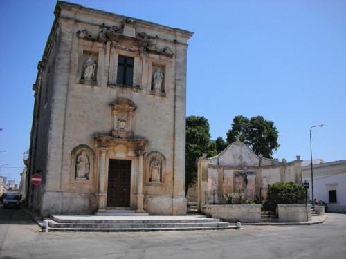 Zollino - Chiesa di Sant' Anna e Calvario