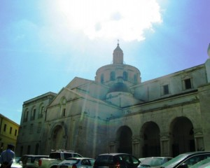 ANTICA CHIESA IN CATANZARO
