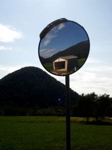 santuario allo specchio - travesio (PN)