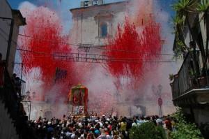 Chiesa Madre Festa di san Sebastiano