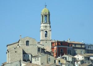 campanile della chiesa di Ripalimosani