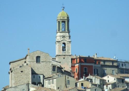 Ripalimosani - campanile della chiesa di Ripalimosani