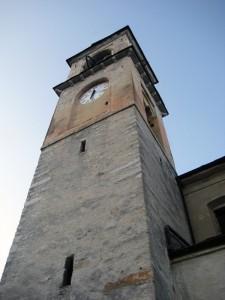 Campanile Chiesa S.Giovanni Battista