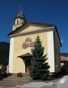 Chiesa di Piscine di Sover