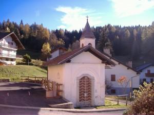 Chiesetta di Slaghenaufi