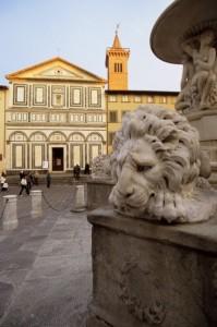 Empoli - Fontana di Piazza Farinata degli Uberti