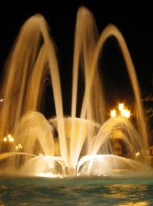 Acqua di notte