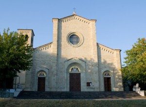 Chiesa di Baiso