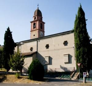 Chiesa di Vezzano sul Crostolo