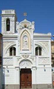 La chiesa di S. Giorgio Martire a Pizzo