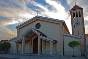 Chiesa San Giuseppe Lavoratore - Monasterace Marina