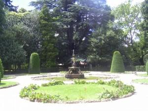 Fontana a Villa Recalcati